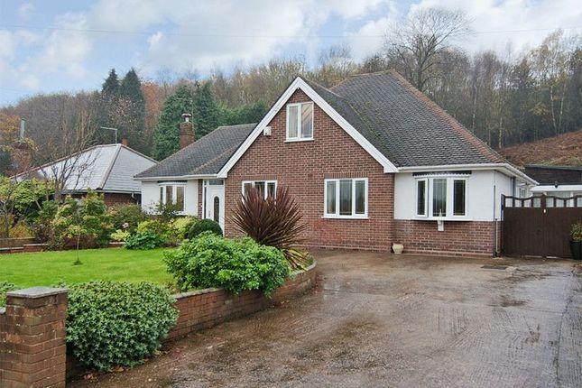 Thumbnail Detached bungalow for sale in Rugeley Road, Hazel Slade, Cannock