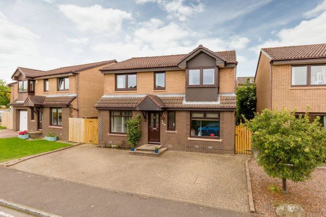 Thumbnail Detached house for sale in 23 Stoneyflatts Crescent, South Queensferry