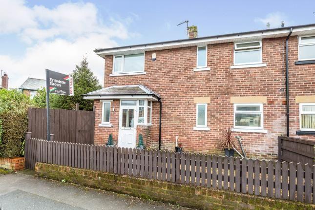 2 bed semi-detached house for sale in Riverside Crescent, Croston, Leyland, Lancashire PR26