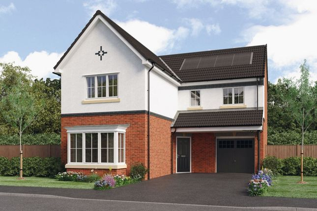 Thumbnail Detached house for sale in Southport Road, Chorley