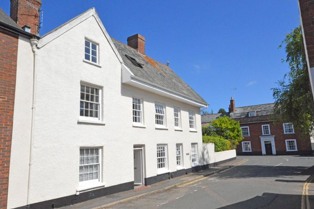 Thumbnail Terraced house for sale in Ferry Road, Topsham, Exeter