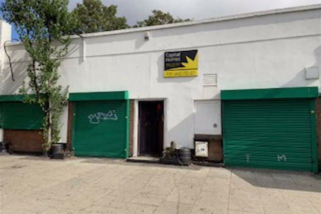 Thumbnail Retail premises for sale in Neasden Lane, London
