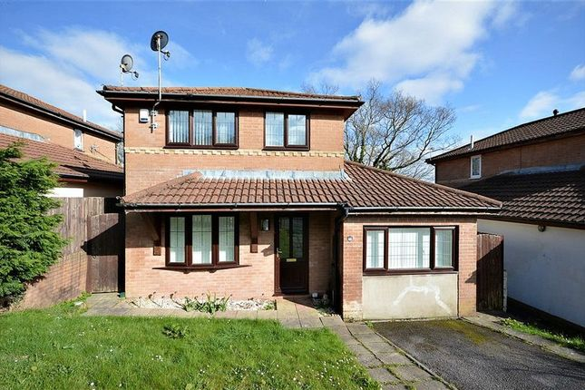 Thumbnail Detached house to rent in Oaklands View, Greenmeadow, Cwmbran
