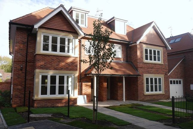 Thumbnail Semi-detached house for sale in Mill Road, Shiplake, Henley-On-Thames