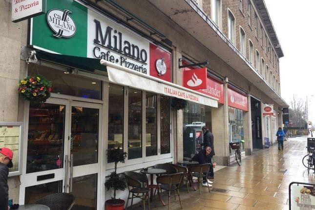 Thumbnail Restaurant/cafe for sale in St. Andrews Street, Cambridge