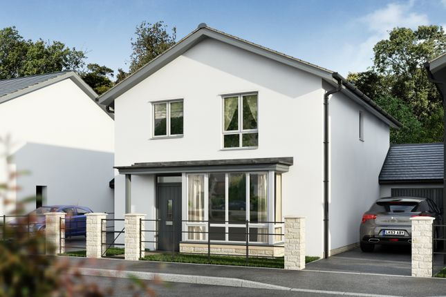 "Thumbnail Detached house for sale in ""Salviati"" at Granville Road, Lansdown, Bath, Somerset, Bath"