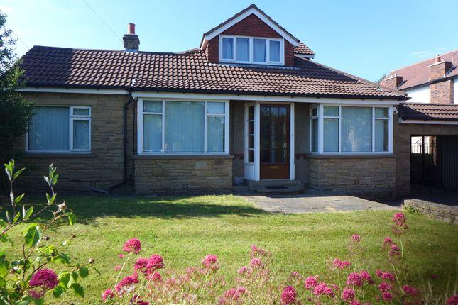 Thumbnail Bungalow for sale in Bradley Road, Bradley, West Yorkshire