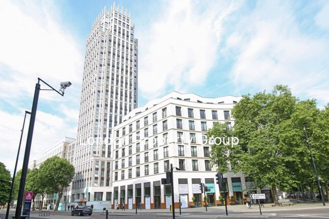 Thumbnail Flat to rent in Conquest Tower, Blackfair Circus London, London