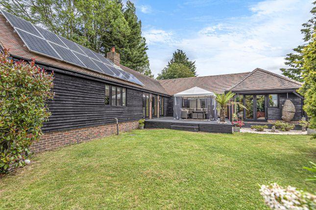 Thumbnail Detached house for sale in Ashton Lane, Bishop's Waltham, Southampton, Hampshire