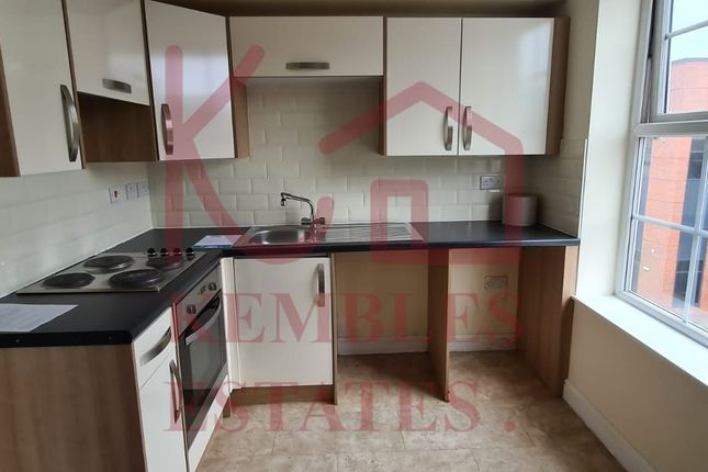 Studio to rent in 14 York House, Doncaster DN1