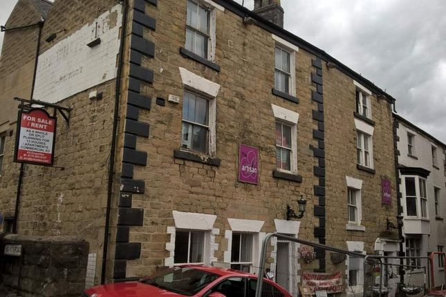 Thumbnail Land for sale in Former White Lion Hotel, Buxton
