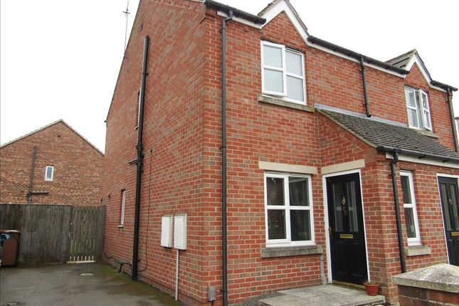 Thumbnail Semi-detached house for sale in Friars Road, Scunthorpe