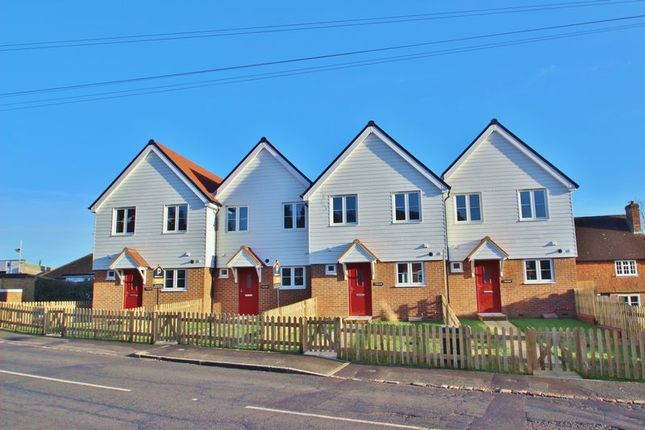 Thumbnail Terraced house for sale in 1 The Lions, Sparrows Green, Wadhurst