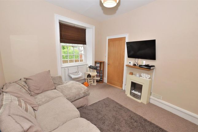 Living Room of Exeter Road, Crediton, Devon EX17