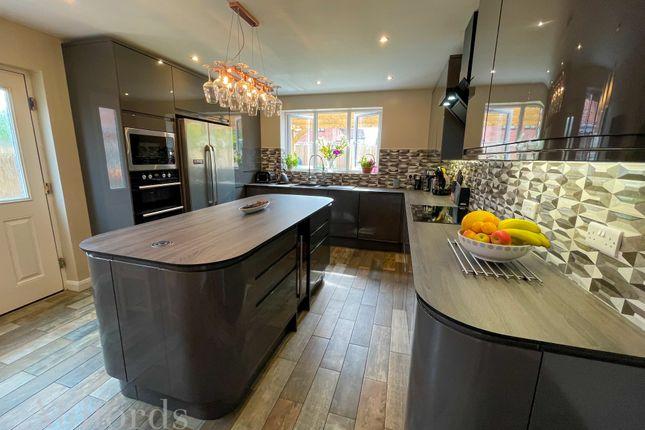 Thumbnail Semi-detached house for sale in Keysbrook, Tattenhall