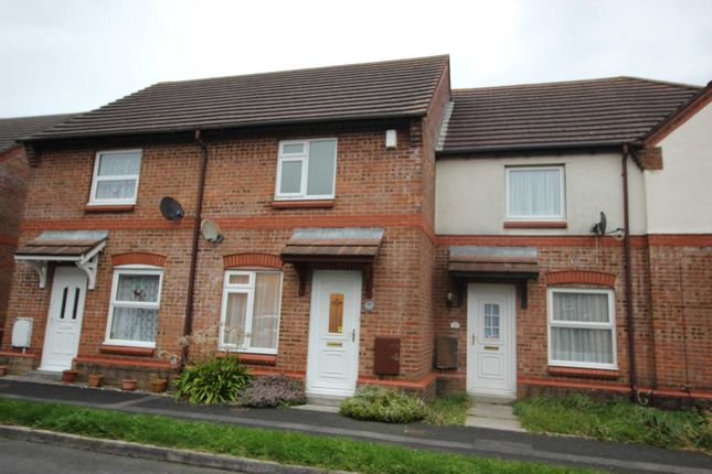 Thumbnail Terraced house to rent in Carroll Road, Plymouth