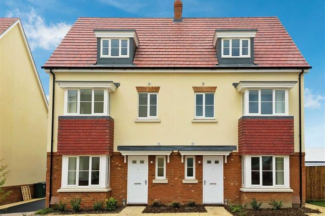 Thumbnail Semi-detached house for sale in Town Farm Place, Ashford, Kent