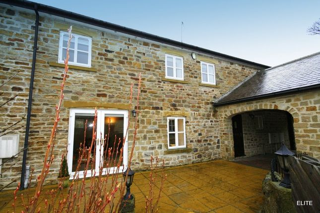 Thumbnail Mews house for sale in Foxwood Court, Lanchester, Durham