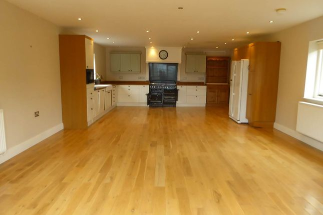 Lounge/Kitchen of Abergorlech Road, Brechfa, Carmarthenshire SA32