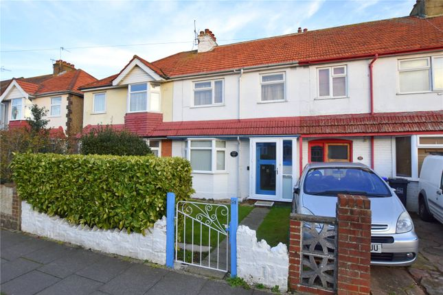 Terraced house in  Grand Avenue  Lancing  West Sussex B Brighton