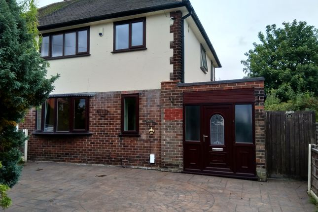 Thumbnail Semi-detached house to rent in Stockport, Woodley, Woodley