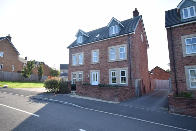 Thumbnail Detached house for sale in 21 Cae Rhedyn, Coity, Bridgend