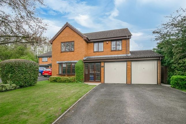 4 bed detached house for sale in Lechlade Close, Church Hill North, Redditch B98
