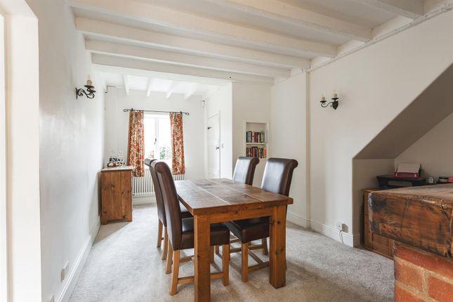 Dining Room of Burley Lane, Quarndon, Derby DE22