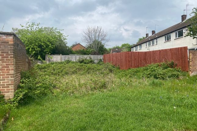 Thumbnail Land for sale in Building Plot At 68A Kenilworth Drive, Bletchley, Milton Keynes, Buckinghamshire