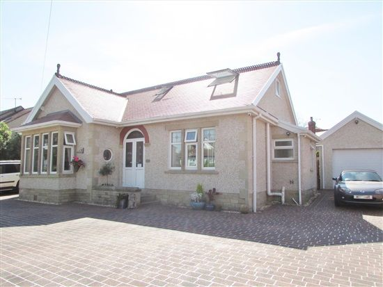 Thumbnail Bungalow for sale in Heysham Road, Morecambe