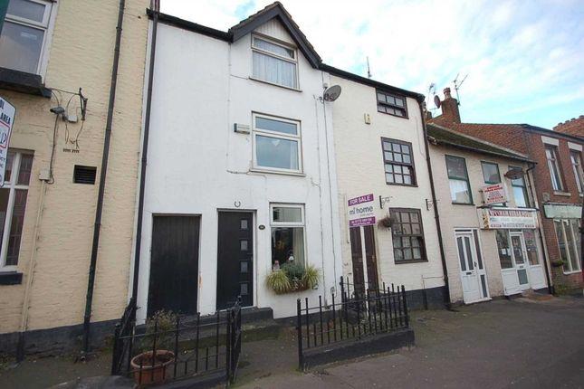 Thumbnail Terraced house to rent in Freckleton Street, Kirkham, Preston