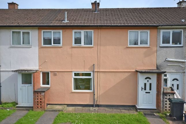 Thumbnail Terraced house to rent in Attractively Improved House, Brynglas Drive, Newport