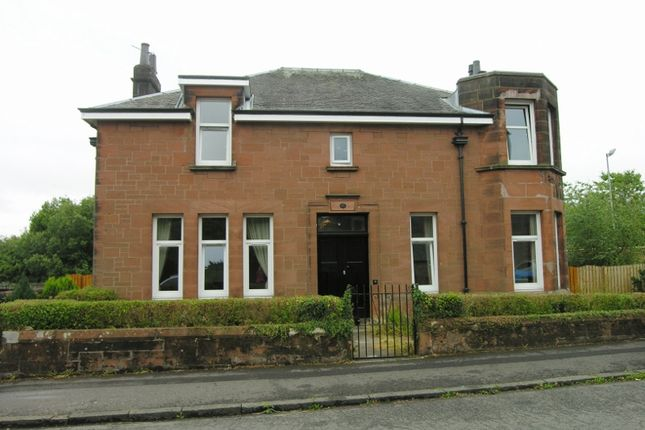 Thumbnail Detached house for sale in Church Avenue, Wishaw