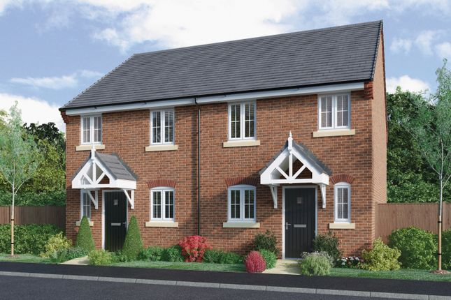 Beeley At Hackwood Park, Starflower Way, Derby DE3