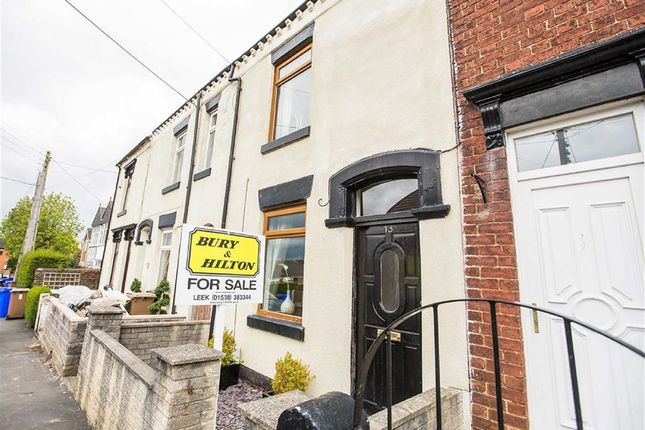 Thumbnail Terraced house for sale in Highton Street, Stoke-On-Trent