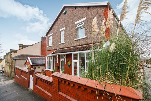 Thumbnail Terraced house to rent in King Street, Clayton Le Moors, Accrington