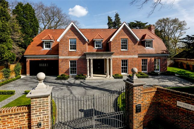 Thumbnail Detached house for sale in Coombe Lane West, Kingston Upon Thames