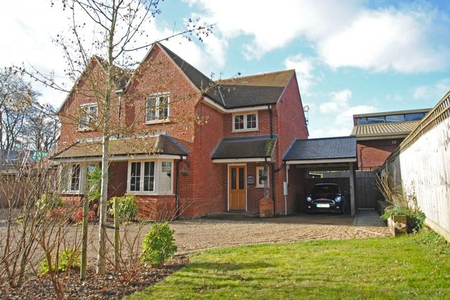 Thumbnail Semi-detached house for sale in Busgrove Lane, Stoke Row, Henley-On-Thames