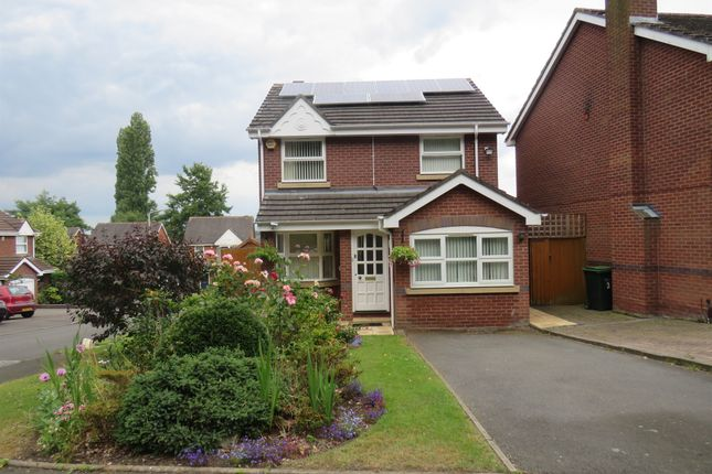 3 bed detached house for sale in Bridle Grove, West Bromwich, West Bromwich