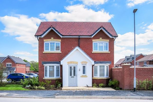 Thumbnail Mews house to rent in Crawford Drive, Eaton, Congleton