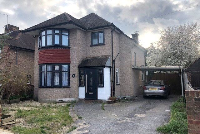 Thumbnail Detached house to rent in Hamilton Road, Cowley, Greater London