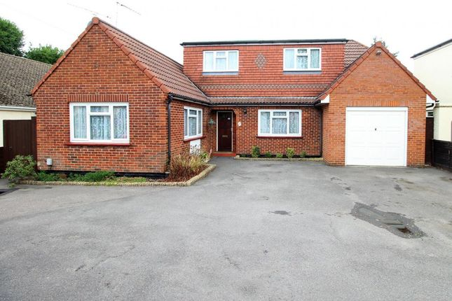 Thumbnail Detached house for sale in Coleford Bridge Road, Mytchett
