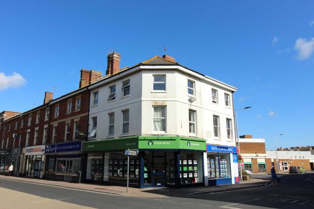 Thumbnail Maisonette to rent in Rolle Street, Exmouth
