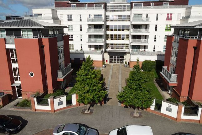 Thumbnail Flat to rent in Watkin Road, City Centre, Leicester