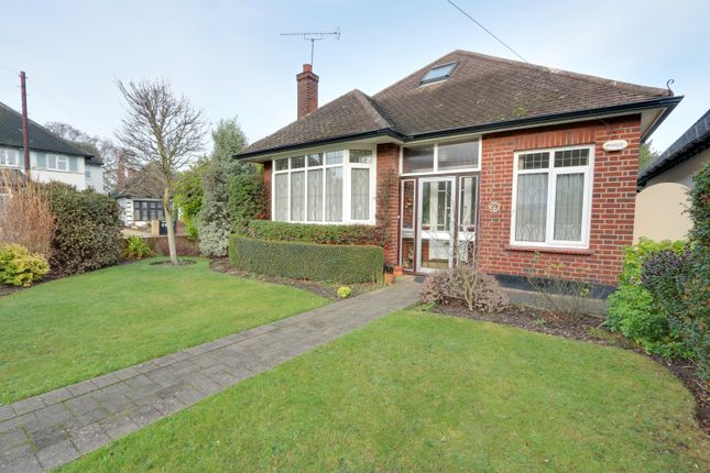 Thumbnail Detached bungalow for sale in Winsford Gardens, Westcliff-On-Sea