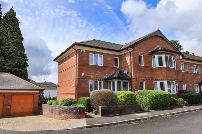 Thumbnail Flat for sale in Redwood Court, Llanishen, Cardiff