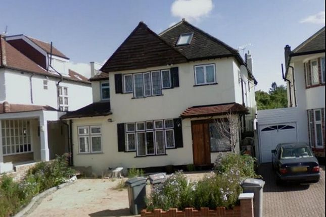 Thumbnail Detached house to rent in Draycott Avenue, Kenton