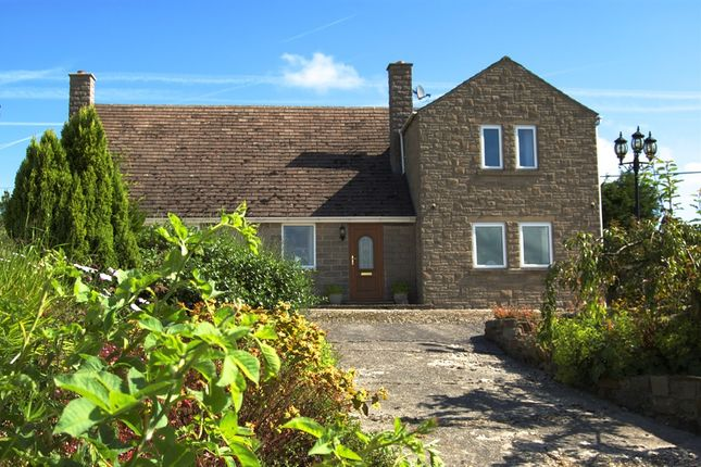 Thumbnail Detached house for sale in Shuckstone Lane, Tansley, Matlock
