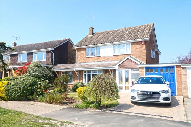 Thumbnail Detached house for sale in Scrub Lane, Hadleigh