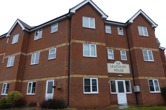 Thumbnail Flat to rent in Lower Street, Kettering